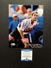Andre Agassi autographed signed 8x10 photo Beckett BAS COA Tennis Wimbledon Rare