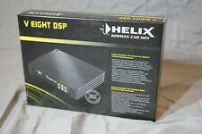 HELIX V EIGHT DSP 8-Channel Amplifier 10-Channel Digital Sound Processor New In