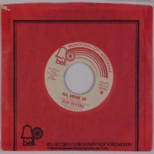 "SUZI QUATRO: All Shook Up US Bell Glam Rock PROMO 7"" 45 NM- Hear"