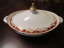 Royal Doulton Withrop Pattern Covered Tureen/Vegetable Bowl H 4969