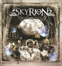 SKYRIONBeyond Creation NEW CD Female Fronted Melodic Progressive Power Metal