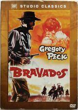 Dvd Bravados - ed. Slipcase con Gregory Peck 1958 Usato