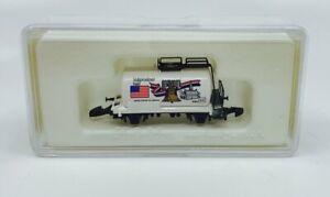 Marklin 82509 Z USA Independence Hall Tank Car LN/Box