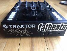 Native Instruments Traktor Kontrol Z2 DJ Mixer Signed By A Legendary Scratch Dj