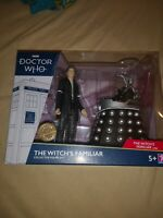 "Doctor Who 12th Dr Davros Dalek 5.5"" Action Figure Witch's Familiar Set Age 5+"