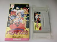 Parodius da Nintendo SFC Super Famicom Tested Working