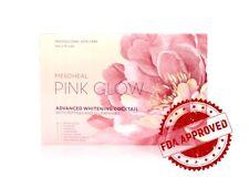Mesoheal Pink Glow mesotherapy Premium Korean Whitening antioxidant cell serum