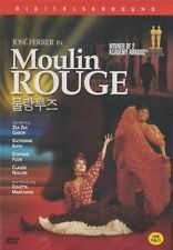 Moulin Rouge (1953) Jose Ferrer [Dvd] Fast Shipping