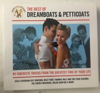 Various Artists - Best of Dreamboats and Petticoats (3xCD) Used