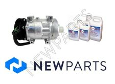Jeep Wrangler Cherokee Comanche 89-93 A/C Compressor with Clutch & Oil Kit