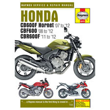 Honda CB600 F CBF600 CBR600 F Haynes Workshop Service Manual 5572