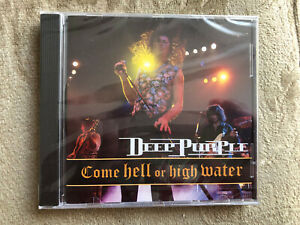 DEEP PURPLE COME HELL OR HIGH WATER LIVE 1993Only shipping inside Germany