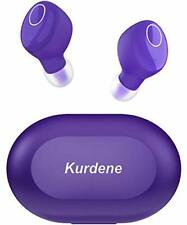 New listing Kurdene Wireless EarbudsBluetooth Earbuds with Charging Case Bass Sounds Ipx8.