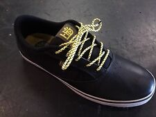 Habitat shoe Guru II Black/Frost Yellow Size 10.5
