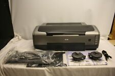 EPSON STYLUS PHOTO R1800 PHOTO INKJET WIDE LARGE FORMAT PRINTER B321A