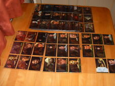 Basic set of 90 Topps Star Wars Evolution 2001 Trading Cards + chase cards