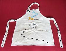 Cat Design Cotton Apron Trainee Chef Child's Christmas Gift NEW