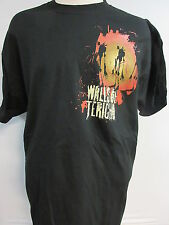 NEW - WALLS OF JERICHO ALL HAIL THE DEAD BAND CONCERT MUSIC T-SHIRT EXTRA LARGE