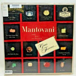 Vintage VINYL RECORD Mantovani GEMS FOREVER