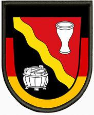 Wappen von Lengdorf,Pin, Aufbügler