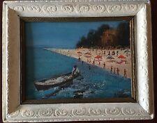Le Pelletier - Signed, Original European Painting (~1950's)
