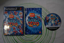 Eye toy astro zoo ps2 pal