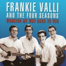 FRANKIE VALLI and the FOUR SEASONS - WORKING MY WAY BACK TO YOU  *NEW CD ALBUM*