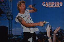 CAMPINO - A3 Poster (ca. 42 x 28 cm) - Die Toten Hosen Clippings Fan Sammlung