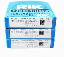 Skoda Fabia, Rapid, Roomster 1.2 12v Piston Ring Set