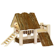 Kerbl Nature Natural Wooden House For Small Animals