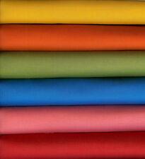 FANCY by Lily Ashbury Coordinates of Moda Bella Solids 6 Fat Quarters Bundle