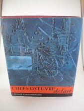 Chefs-D'Oeuvre de l'art L' Epoque Contemporaine XII (French) Hardcover 1966