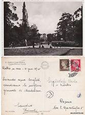 # BASSANO DEL GRAPPA: GIARDINO COMUNALE PAROLINI  1937
