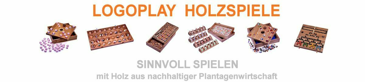 Logoplay-Holzspiele