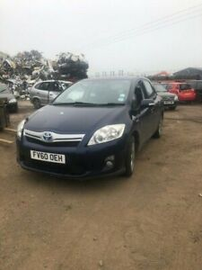 Toyota Auris 2010 - For Breaking only