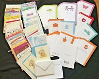 Greeting Cards 100+ Misc Lot NEW Birthday Sympathy Get Well Baby Congrats More