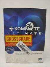 Native Instruments Komplete 10 Ultimate Crossgrade - New Retail