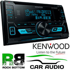Kenwood DPX-3000U AUTO DOPPIO DIN CD MP3 USB AUX iPod iPhone Stereo Radio Lettore