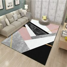 Geometric Designs Patterns Modern Nordic Style Living Room Sofa Rug Home Carpet