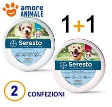 Bayer Seresto Collare Antiparassitario per Cani Fino a 8kg