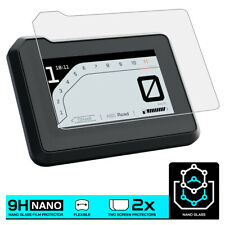 NANO GLASS Dashboard Screen Protector for KTM SUPER DUKE R (2020-) x 2