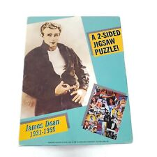 Springbok Rebel Personality Puzzle James Dean 2-Sided 500 Pcs Puzzle Complete