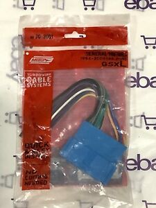 100% GENUINE OEM METRA WIRING HARNESS ADAPTER PLUG FOR AFTERMARKET RADIO 70-2001