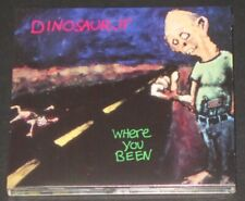 DINOSAUR JR where you been UK 2-CD new REISSUE remastered EXPANDED EDITION
