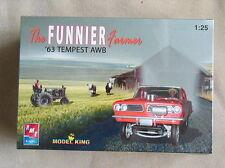FACTORY SEALED AMT/Ertl Funnier Farmer '63 Tempest AWB #21452P Model King