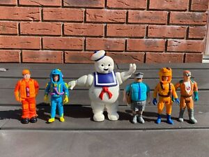Ghostbusters Original Figures X6 - Retro Collection Stay Puft Marshmallow Man