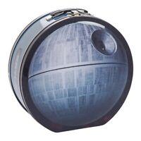 Star Wars Death Star Shaped Tin Tote Lunch Box Dark Side Darth Vader Emperor