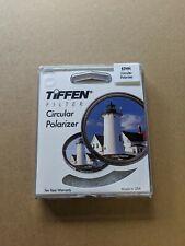 Tiffen 67mm Circular Polarizer Glass Filter made in USA