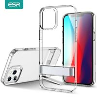 ESR for iPhone 12 Mini, 12, 12 Pro, 12 Pro Max Case, Metal Kickstand Stand Cover