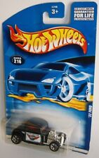 Hot Wheels 2001 Collector #216 1932 '32 Ford State Trooper Talluville CA #51